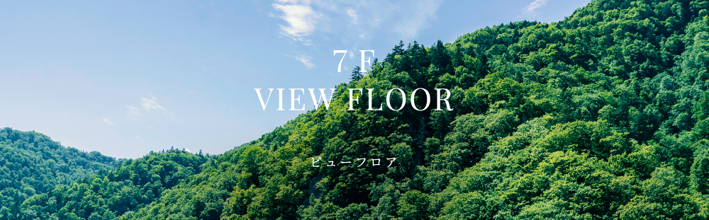 7F VIEW FLOOR